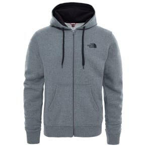 The North Face Open Gate Hoodie, Medium Grey Heather