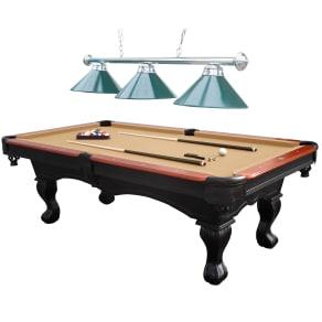 Barrington 8aeur(tm) Hamilton Billiard Table - Box 1 of 2 *Table Only- Does Not Include Legs