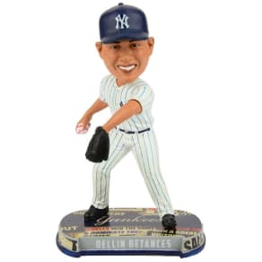 Forever Collectibles Dellin Betances New York Yankees Headline Bobblehead