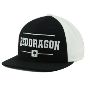 Red Dragon Skate Empire Snapback Hat
