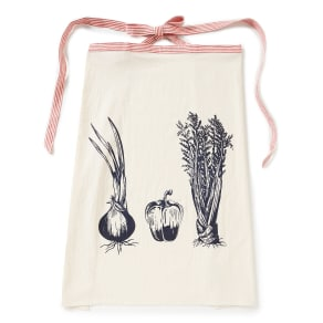 Southern Living Trinity Vegetable-Print Apron