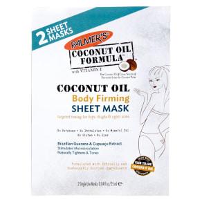 Palmer's Coconut Oil Formula Firming Body Sheet Mask 25ml