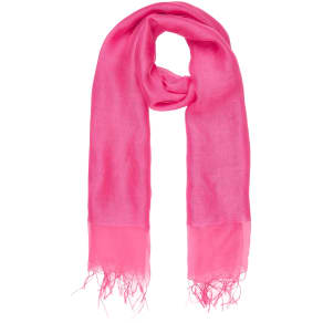 Damsel in a Dress Sculptural Scarf, Pink