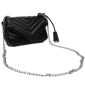 Glamorous Quilted Shoulder Bag