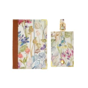 Voyage - 'Hedgerow' Passport Cover And Luggage Tag Pp16004