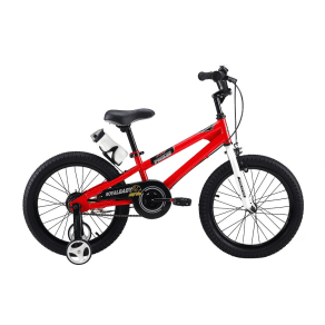RoyalBaby Freestyle 18 Bike - Red