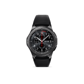 Samsung Gear S3 Frontier - Space Gray