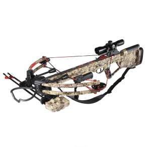Velocity Archery XB350K Crossbow Premium Package, Multi