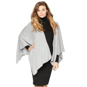 Quinn Wrap Maternity Sweater