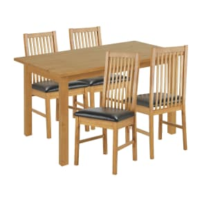 Dining Tables amp Chairs  Glass amp Extendable Tables  MampS
