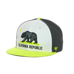 California All American Snapback Cap