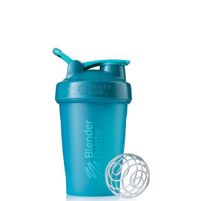 Blenderbottle(r) 20oz Classic(tm) (W/ Loop) - Teal - Mixers Shakers and Bottles