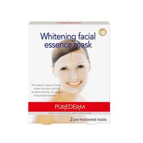 Purederm Whitening Facial Essence Mask