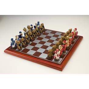 Sterling Games Teddy Bear Chess Set