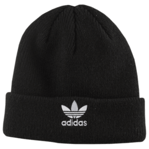 Womens Adidas Originals Trefoil Ii Knit - Black