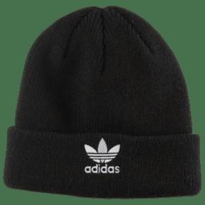 Womens Adidas Originals Trefoil Ii Knit - Black