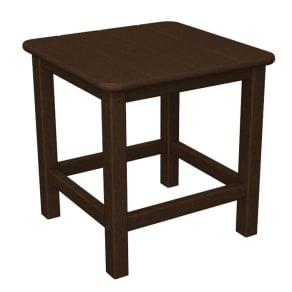 Polywood Seashell Adirondack-Style Side Table