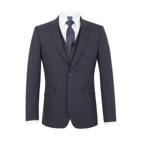 Men's Aston & Gunn Harewood Tailored Jacket, Blue