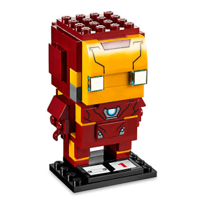 Iron Man Brickheadz Figure by Lego