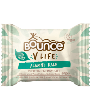Bounce V Life Almond and Kale 40g, Green