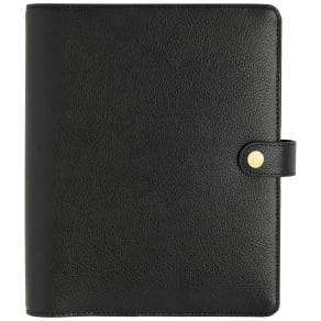 kikki.k Large Leather Personal Planner