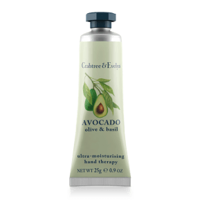 """""""Crabtree & Evelyn Avocado, Olive & Basil Ultra-Moisturising Hand Therapy"""""""