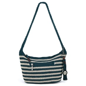 The Sak Casual Classic Small Hobo-Vintage Stripe