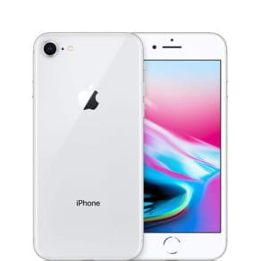 iPhone 8 256GB Silver - Unlocked & SIM-free