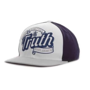 Truth Truth Truth Roots Snapback Cap