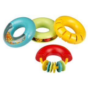 Halilit Musical Rings Gift Set, Multi