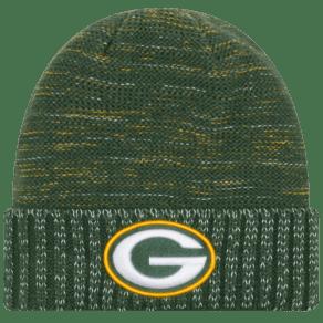 Green Bay Packers New Era Nfl Rush Knit - Mens - Green