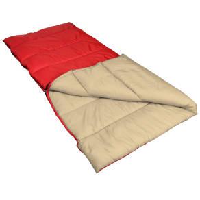 Northwest Territory 3lb. Adult Sleeping Bag, Red