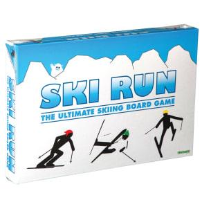 Wild Card Games Ski Run Skiing Game