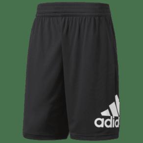 Adidas Abl Crazylight 2-In-1 Shorts - Mens - Black/Medium Grey Heather