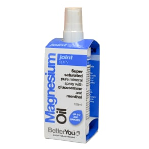 Betteryou Magnesium Oil Joint Spray 100ml - 100ml