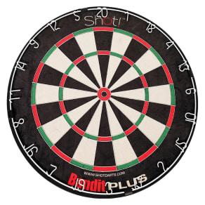 Dmi Darts Bandit Plus Staple-Free Bristle Dartboard