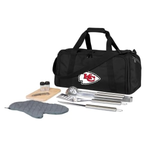 Kansas City Chiefs - Bbq Kit Cooler by Picnic Time