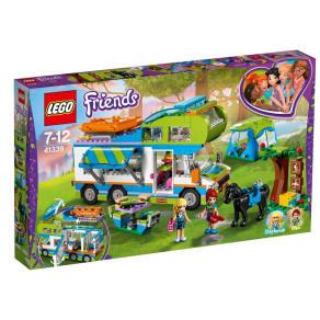 Lego - 'Friends(tm) - Heartlake Mia's Camper Van' Set - 41339