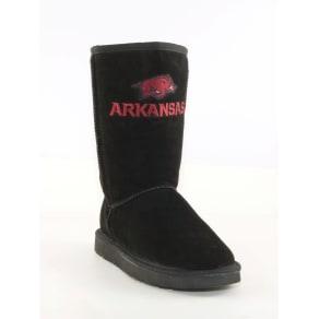 Gameday Boots Women's U of Arkansas Roadie Boot, Size: 11, Black