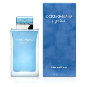 Dolce & Gabbana Light Blue Eau Intense Eau De Parfum 100ml