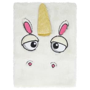 Furry Unicorn Notebook