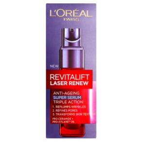 l'Oreal Revitalift Laser Super Serum