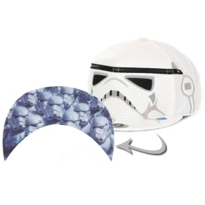 Storm Trooper Star Wars Star Wars Big Face Cap