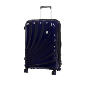 "27.6"" Pagoda 8 Wheel Hardside Suitcase"