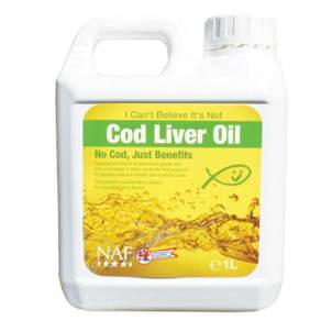 Naf Its Not Cod Liver Oil