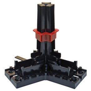 Bohning Complete Tower System 12963, Black/Grey