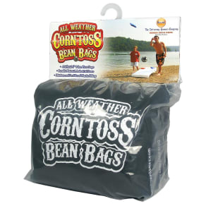 Driveway Games All Weather Corntoss Bean Bags - Black