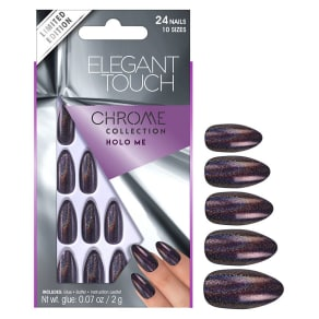 Elegant Touch Chromenails Holo Me