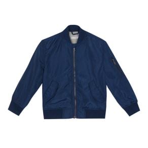 Bluezoo - Boys' Navy Bomber Jacket