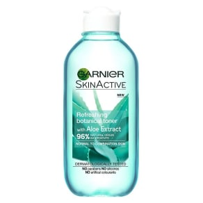 Garnier Natural Aloe Extract Toner Normal Skin 200ml